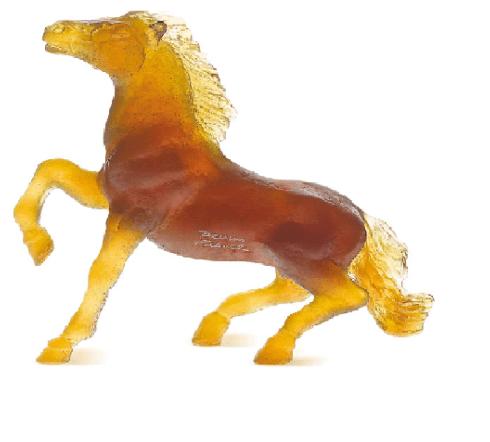 $1,080.00 Brown Wild Horse