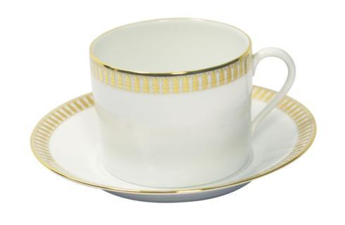 $156.00 Cappuccino cup and saucer