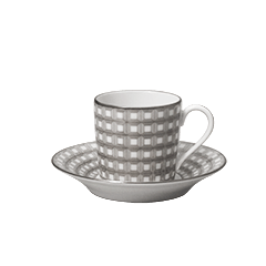 $135.00 Coffee Cup and Saucer