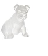 White mini puppy