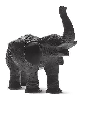 $935.00 Black Elephant