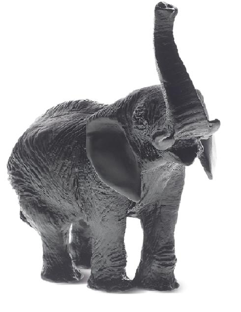 $1,980.00 Black Elephant