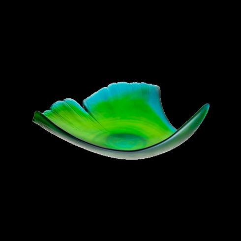 Green Large Leaf