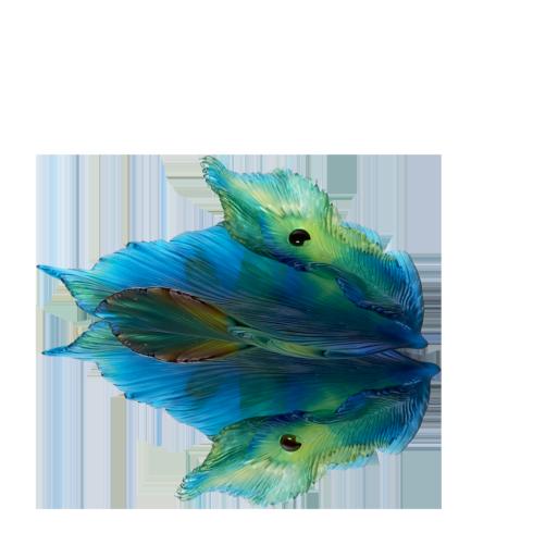 $2,600.00 Fleur de Paon Medium Bowl