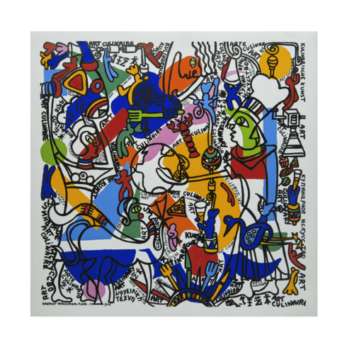 $1,800.00 Porcelain Panel - Numbered Edition