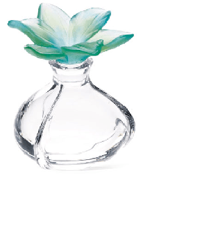 $500.00 Green Perfume Bottle