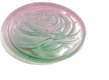 $395.00 Green pink box