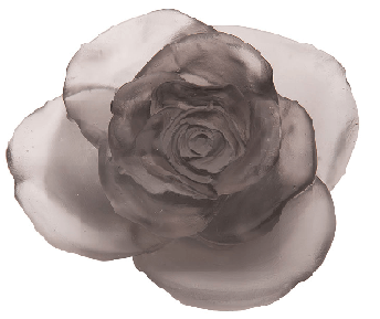 $495.00 Grey flower