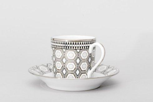 $126.00 Coffee Cup and Saucer