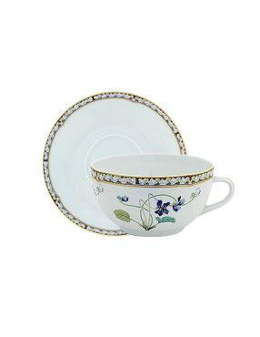 $336.00 Cappuccino Cup & Saucer Set Of 2 (Siam Shape)