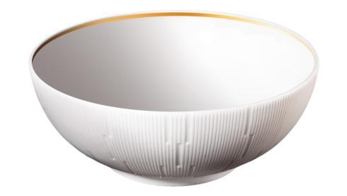 Infini gold cereal bowl