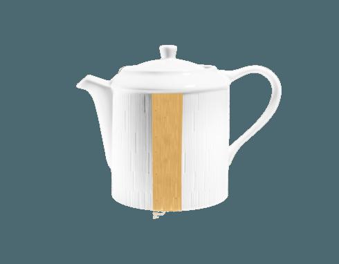 $351.00 Infini gold Teapot