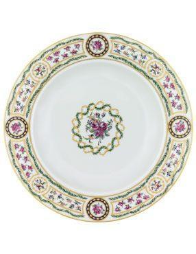 Round Deep Platter
