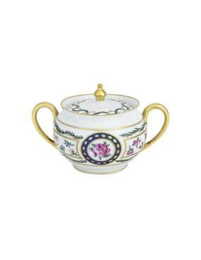 Haviland  Louveciennes Covered Sugar Bowl Small $422.00