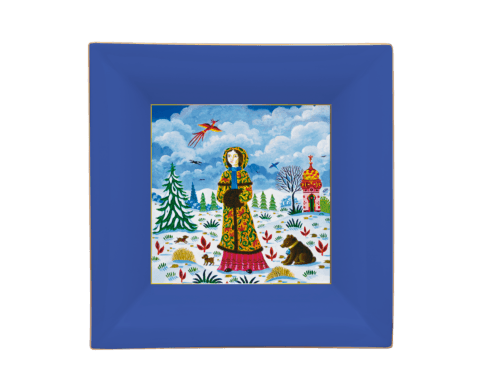 $702.00 Princesse Slave Large Tray Limited Edition of 250