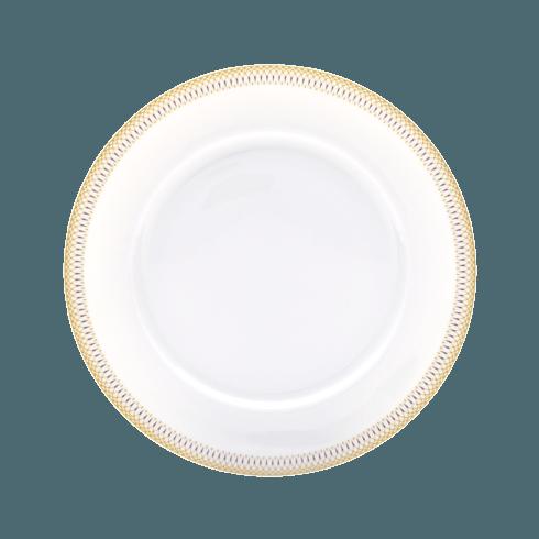 $49.00 Magnolia dessert plate  small band