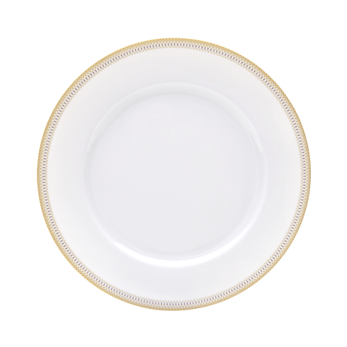 $55.00 Magnolia Large dinner plate Small band
