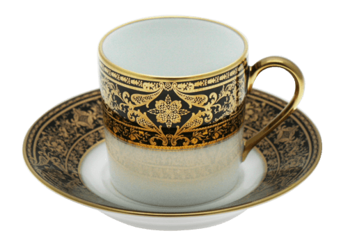 $425.00 Coffee Cup & Saucer