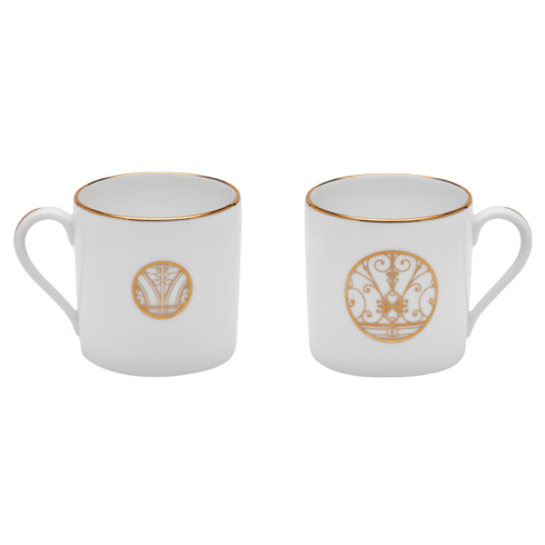 $74.00 Gold Mini Mug