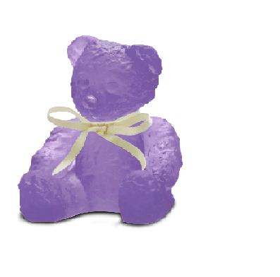 $365.00 Violet Mini Doudours