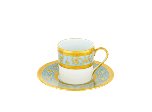 $397.00 COFFEE CUP AND SAUCER
