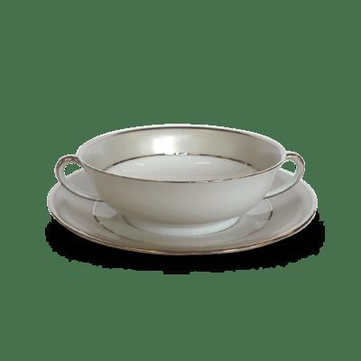 $243.00 Soup Cup & Saucer
