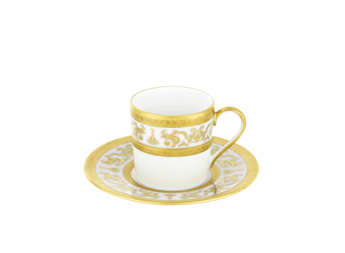 $342.00 Coffee Cup and Saucer Cyl