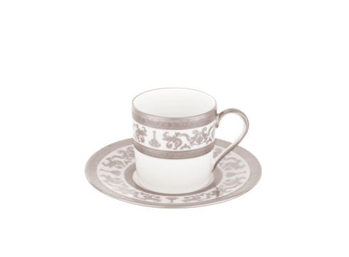 $342.00 COFFEE CUP AND SAUCER