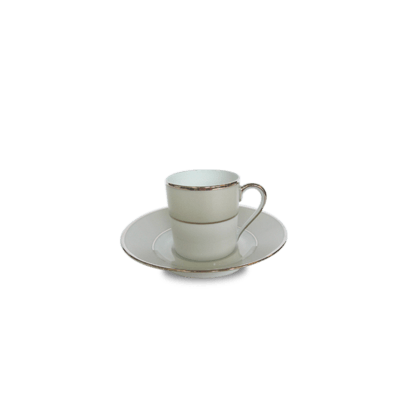 $143.00 Espresso Cup & Saucer