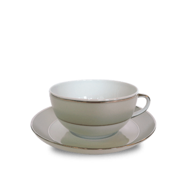 $216.00 Cappuccino Cup & Saucer