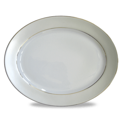 $412.00 Large Oval Dish