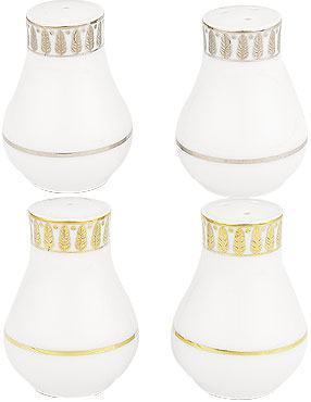 Haviland  Plumes Gold Salt & Pepper Shaker (Set) $178.00
