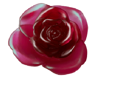$533.00 Red flower