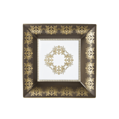 $1,280.00 Large Ritz Imperial Tray - Bronze/White Background