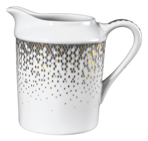 Small cream jug with small handle