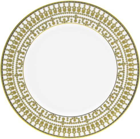 Haviland  Tiara Gold & White