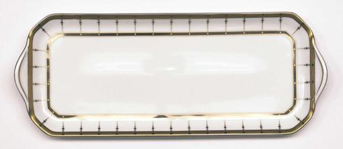 Oblong Cake Platter