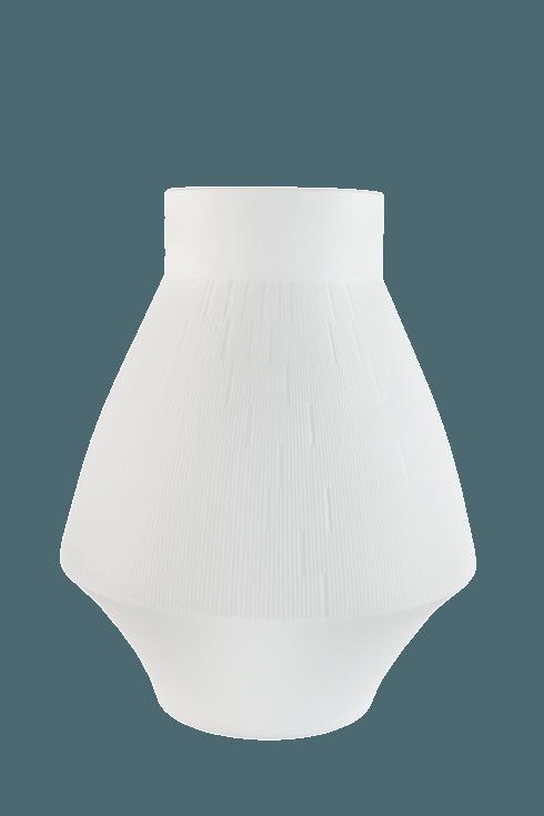 $250.00 Infini white small vase