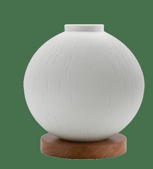 $770.00 Sphere Vase