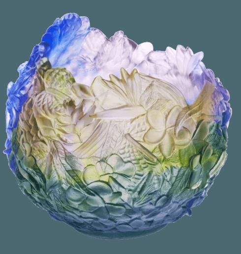 $15,600.00 Rainbow Colored Magnum Vase