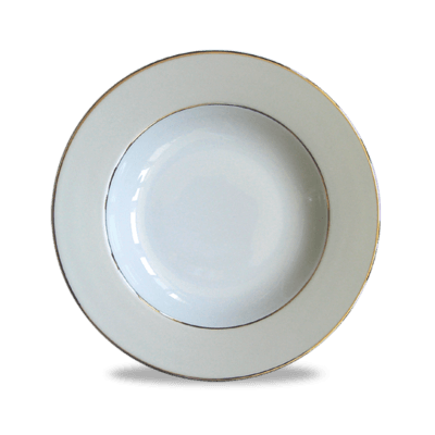 Rim Soup Plate