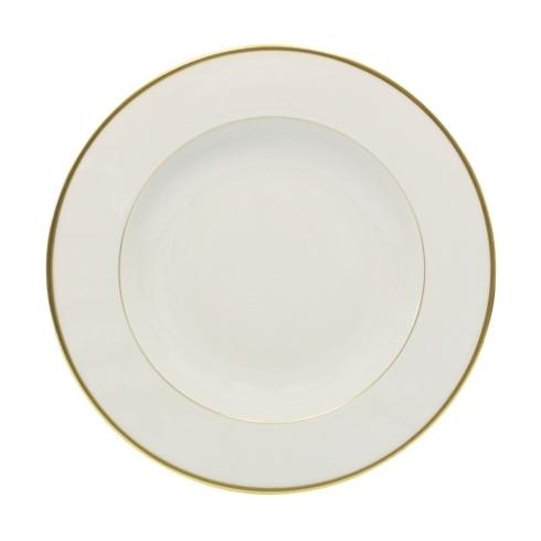 Haviland  Orsay Gold Rim Soup Plate $90.00