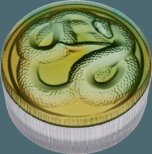 Green snake box