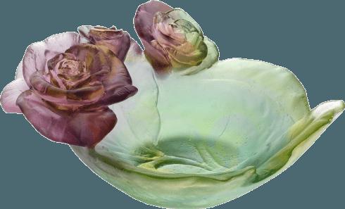 $486.00 Green pink mini bowl