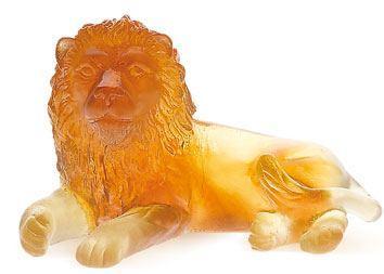 $550.00 Amber Lion