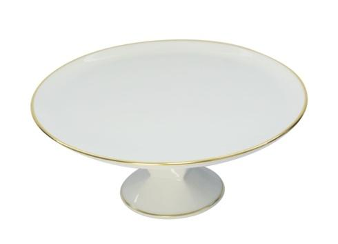 $432.00 Footed Cake Platter