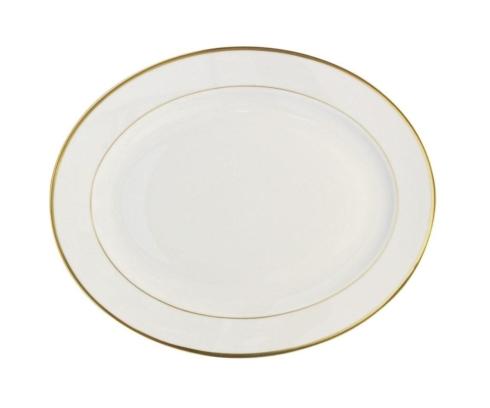 Haviland  Orsay Gold Small Oval Dish $405.00