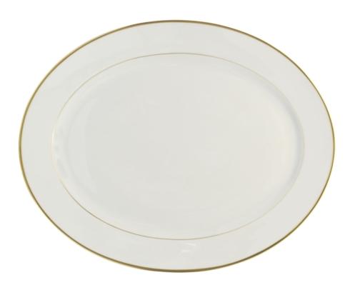 Haviland  Orsay Gold Large Oval Dish $435.00