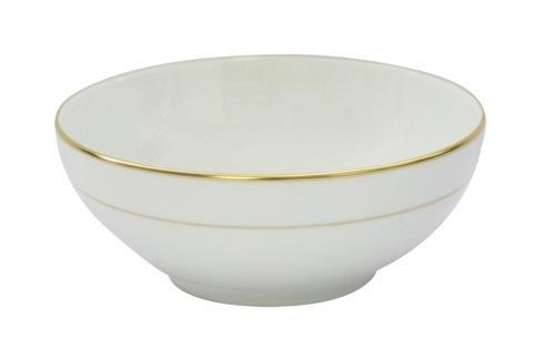 Haviland  Orsay Gold Salad Serving Bowl $345.00