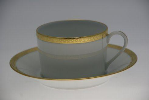 Haviland  Symphonie Gold Tea Saucer $51.00